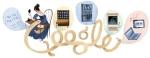 197 cumpleaños de Ada Lovelace