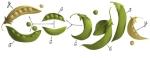 189 cumpleaños de Gregor Mendel